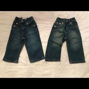 Baby Levi jeans